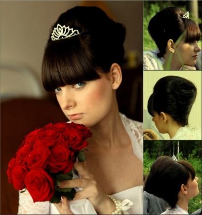 Заказать макияж на свадьбу