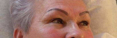 Перманентный макияж с учетом возрастных изменений кожи