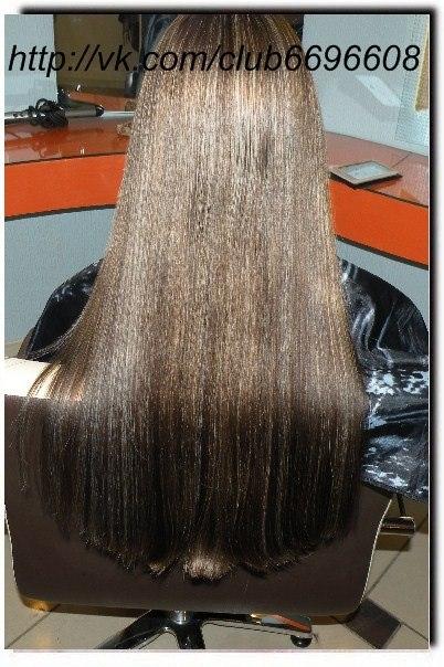 Ламинирование волос. Как делать ламинирование волос?