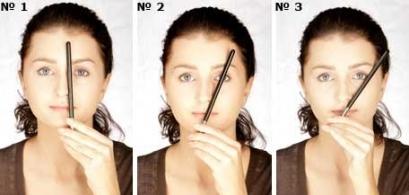 Оформление и коррекция бровей
